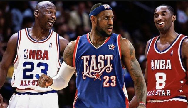 NBA奖杯最多的超级巨星:科比、邓肯各12个,乔丹22个,詹姆斯呢