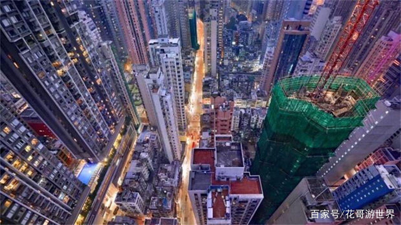 我国摩天大楼最多的城市,数量远比深圳多,比上海还多150多座