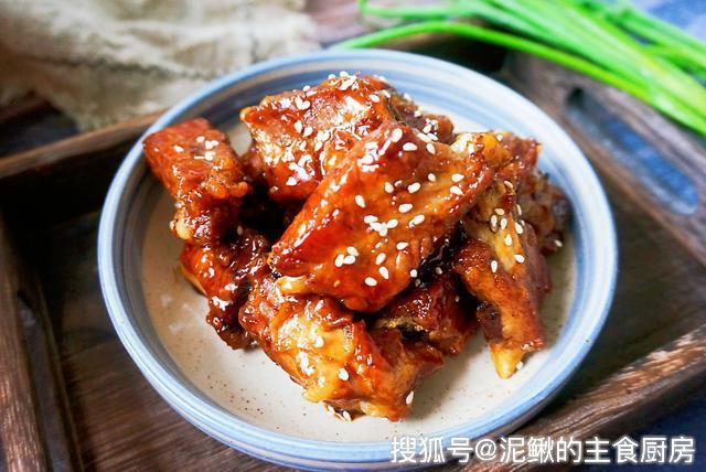 排骨别再红烧了,这种做法好吃简单,不用高压锅,比买的还好吃