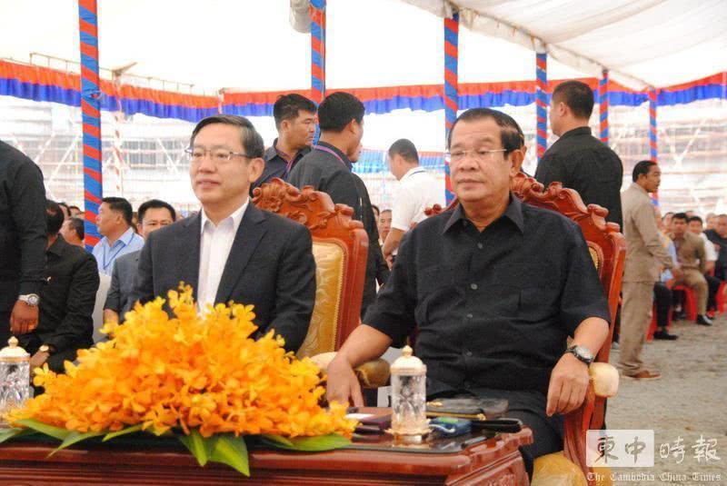 柬总理:今年再买2.7亿元中国武器,在路上了