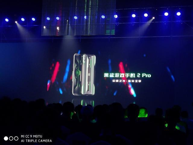 2999!黑鲨游戏手机2Pro发布:指尖主宰亮点十足