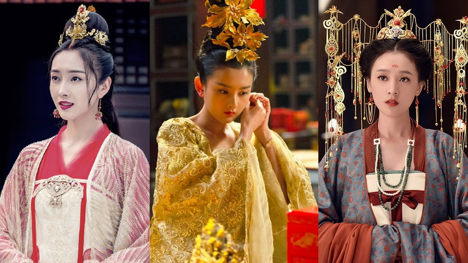 [转载]《九州缥缈录》羽然、吕归尘大婚!古装10位新娘,她被情敌抢走新郎成最惨新娘