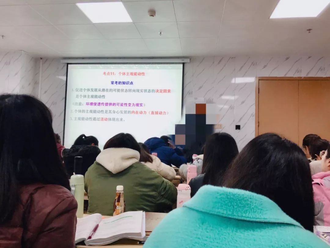 【励志考编故事】越努力越幸运!