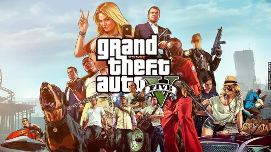 《GTA5》DLC被取消内容:僵尸大爆发和崔佛DLC