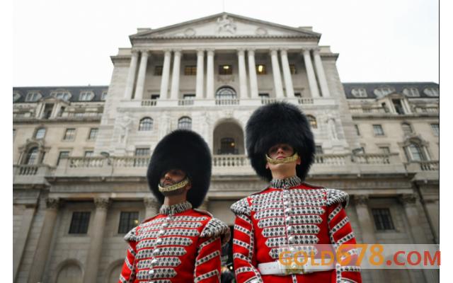 """英镑剑指1.20!首相约翰逊表示脱欧协议已""""死"""",全国动员无协议脱欧"""
