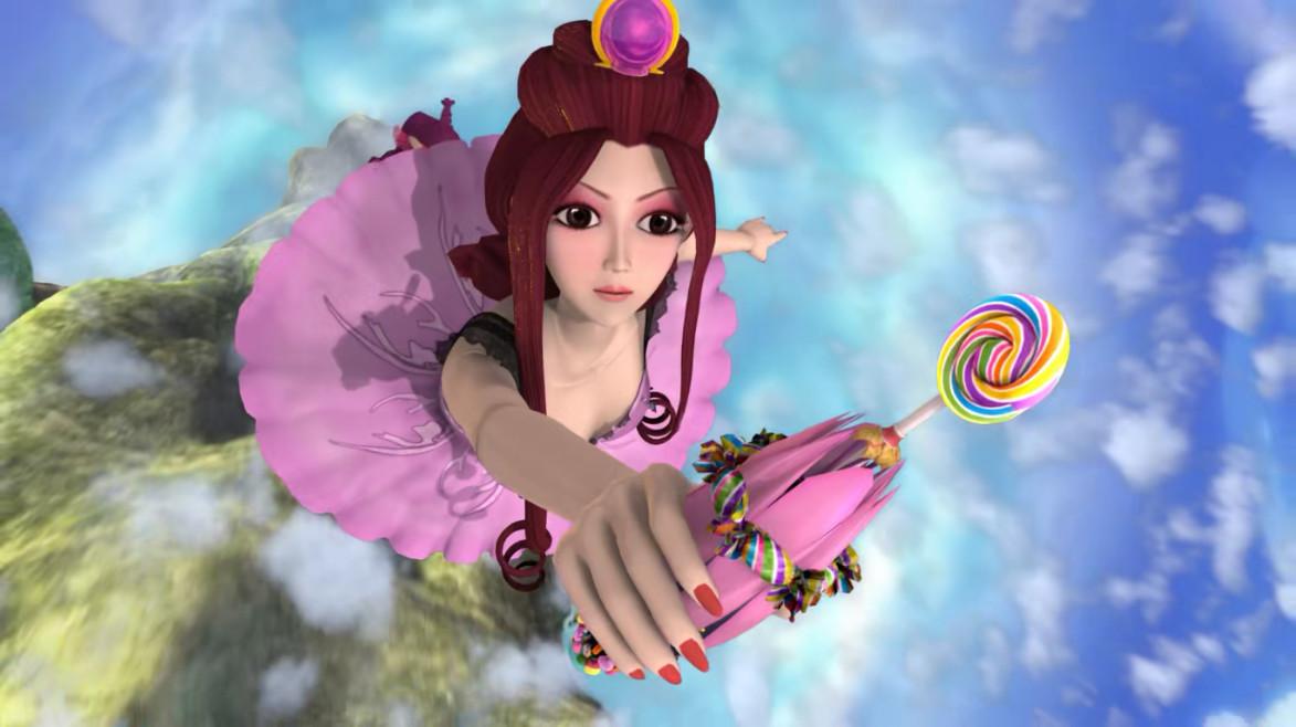 原创当叶罗丽仙子变成娃娃,灵公主很温暖,茉莉更适合带回家!图片