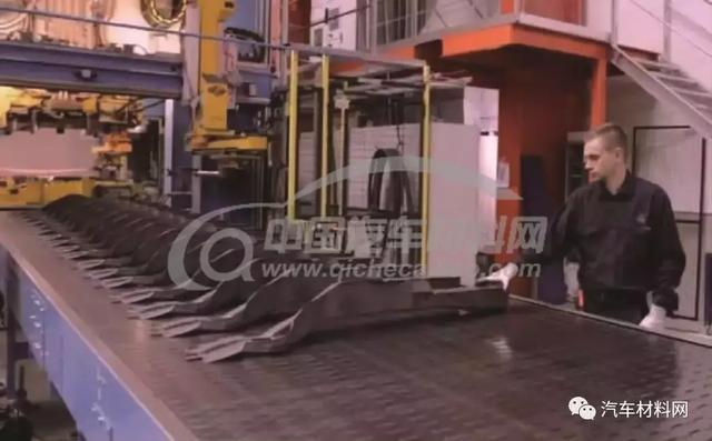 「技术帖」汽车冲压板材铝合金的应用
