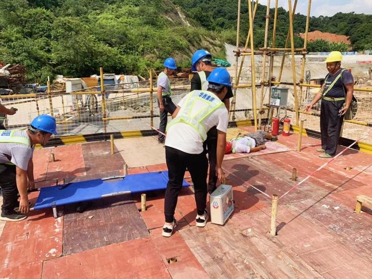 碧桂园集团广清区域安全生产日系列活动圆满举办
