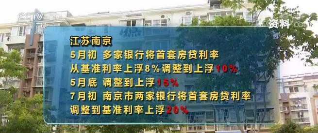 多个城市房贷利率上调 释放什么信号?