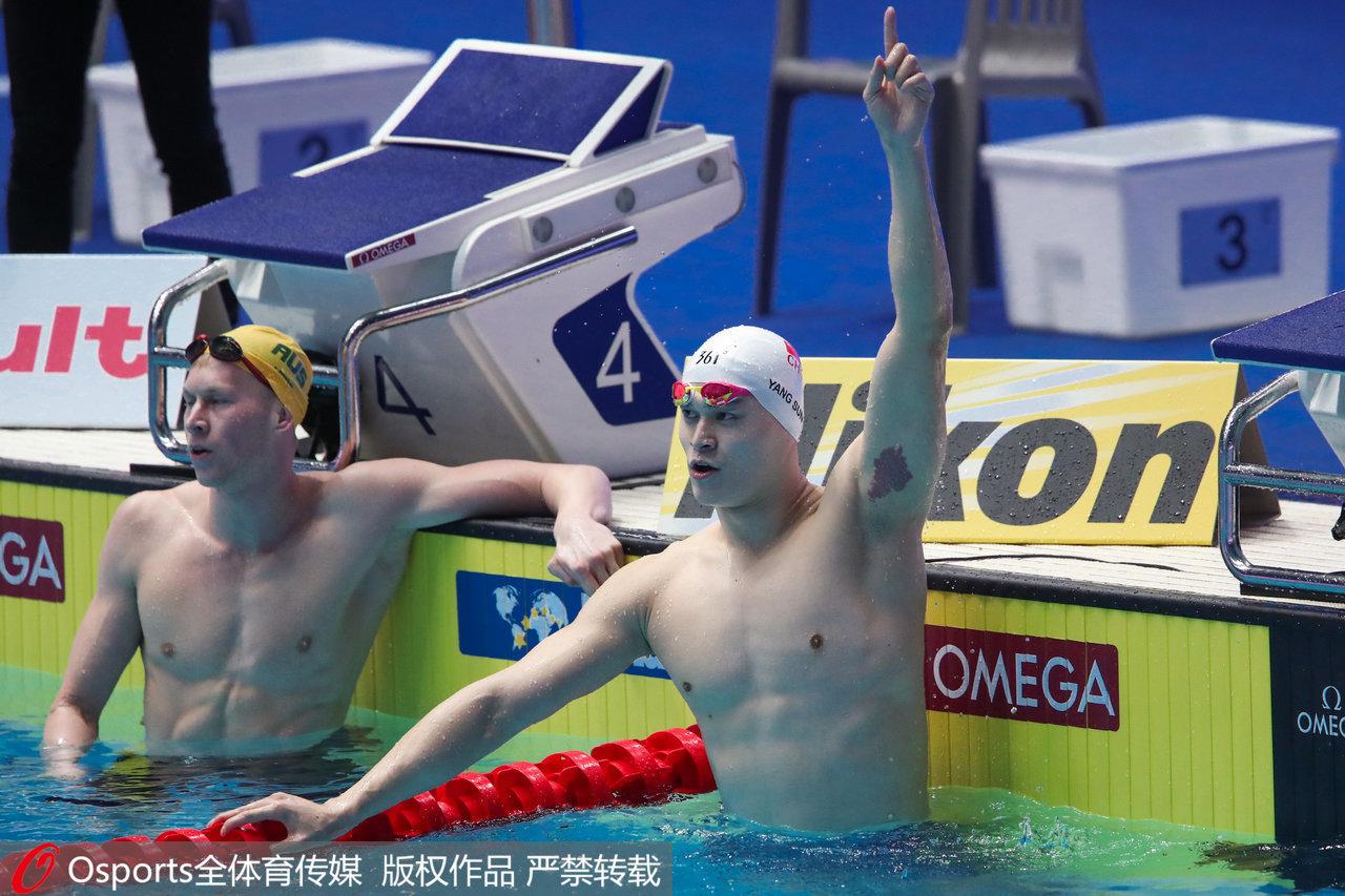 <b>评论:中国游泳面临人才隐忧 还能依赖孙杨多久?</b>