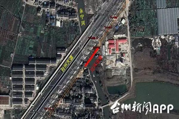 全市首个!台州地下管廊一期先行段成功穿越永宁河