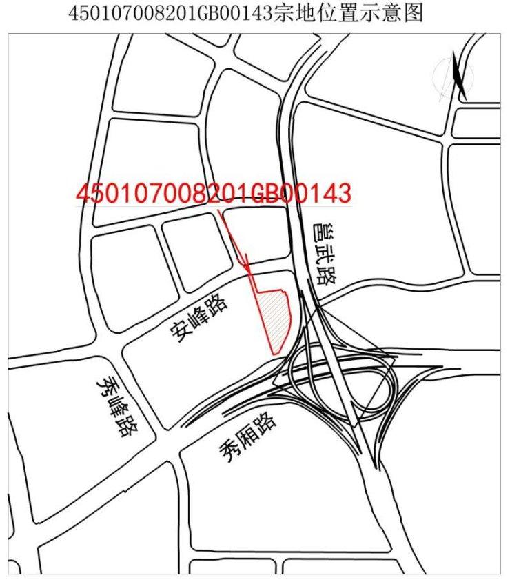 """8月南宁土拍上演""""独角戏"""" 仅有兴宁区21亩地块出让"""