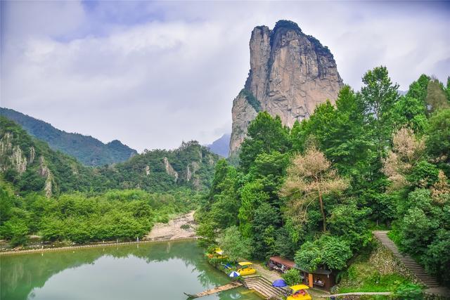 <b>浙江最良心的4A景区,门票50包含船费,风光秀美堪比三峡</b>