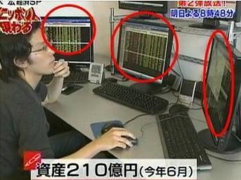 日本股神从300万翻到230亿日元的操作心法