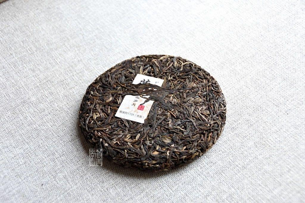 一日一茶 :2017年大雪山生普,更加浓醇刺激