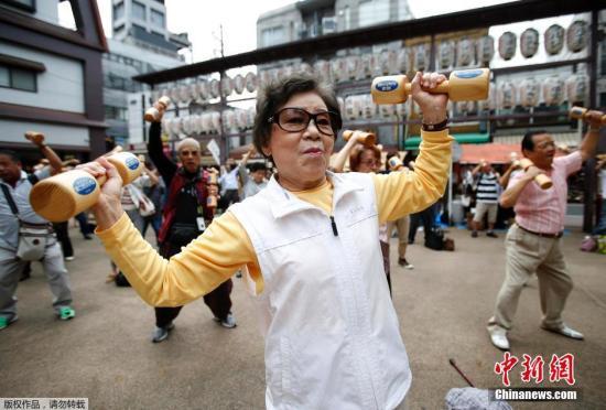 日本平均寿命再创新高 平成30年人均寿命延长5岁