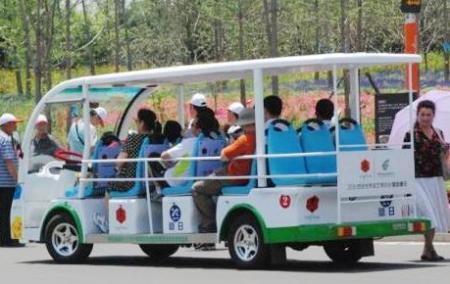 又一旅行高科技来啦!T-car景区自助汽车,开启智慧旅游新征程