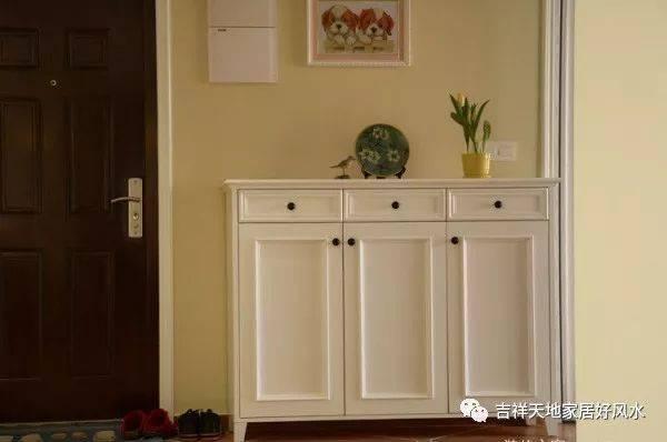 开运知识一点通 | 进门玄关位:你家的鞋柜摆对了吗?