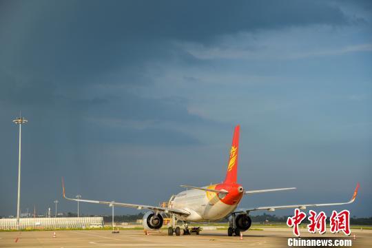 中国民航局支持海南打造航空区域门户枢纽
