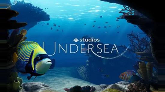 Magic Leap推出海底应用 欣赏神奇的水下生命