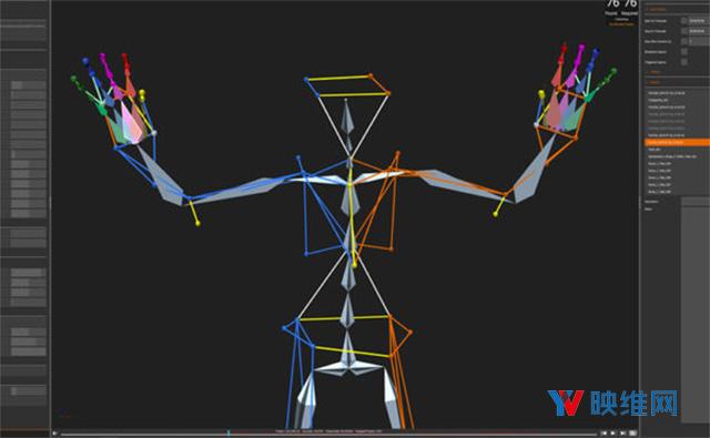 Vicon发布动捕软件Shōgun 1.3,新增指尖级别精确解释