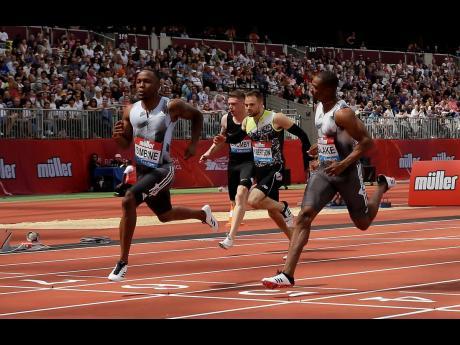<b>9秒97,博尔特师弟布雷克第38次百米破十,剑指多哈世锦赛</b>