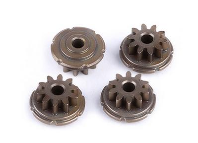 如何选择智能锁齿轮粉末冶金?