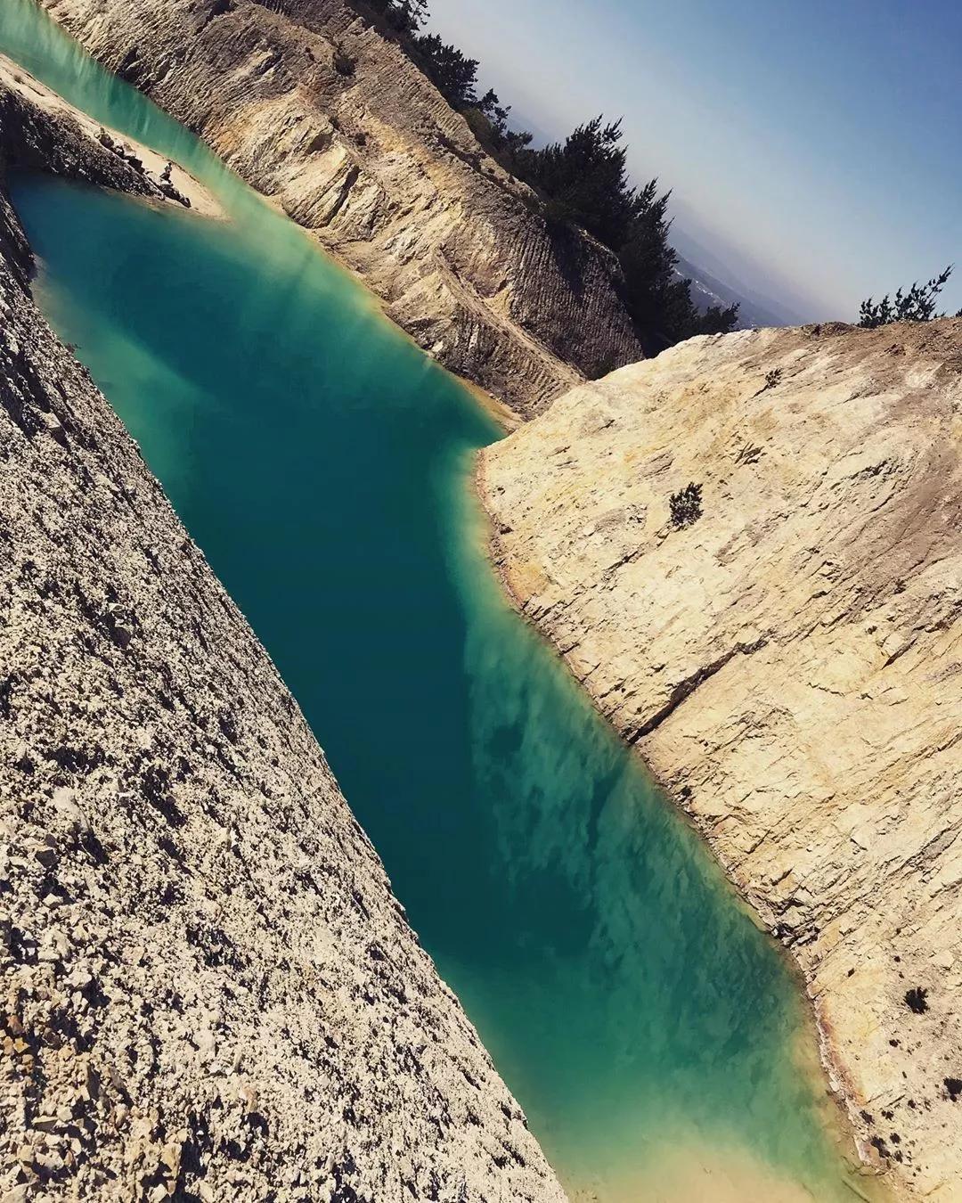在毒湖里洗澡,为出名被毒到脱水,又一届INS网红开始作死了