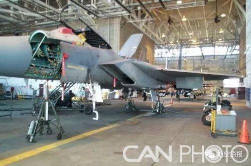 美国空军飞机战备率再创新低
