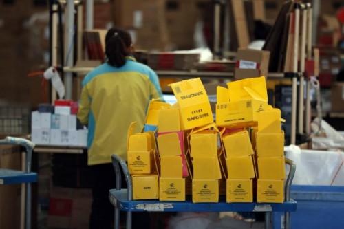 苏宁818增投50万共享快递盒,快递包装有了最好去处