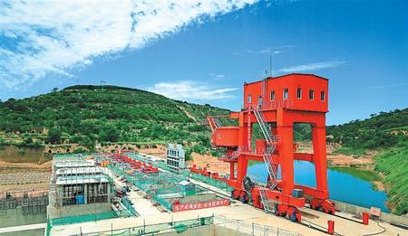 扬帆破浪正当时——庆阳市重点项目建设扫描