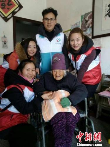 安徽黄山百岁老人身后无偿捐献遗体和角膜