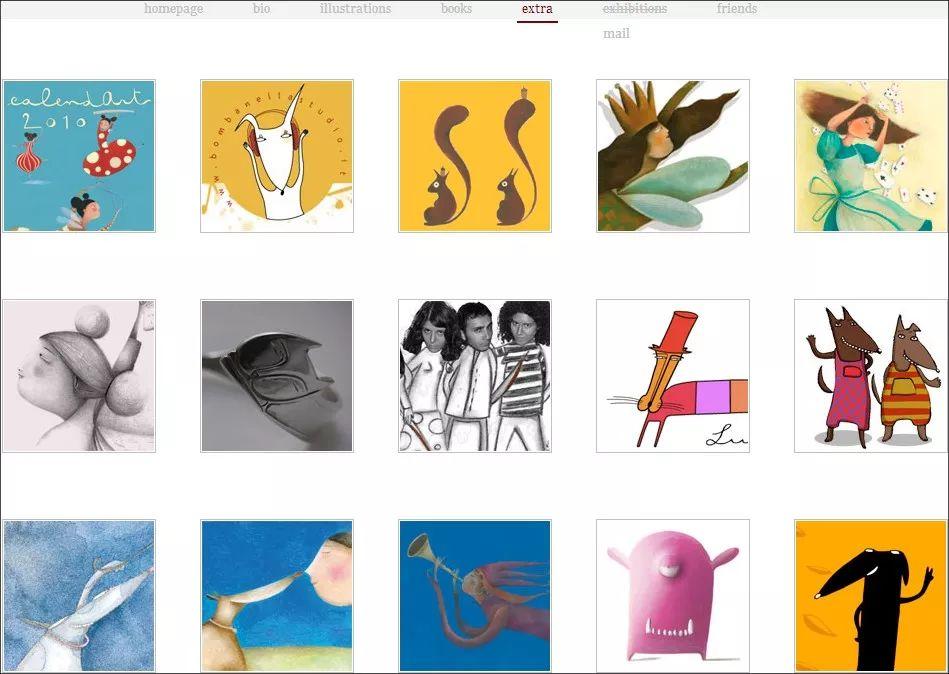 个网站:插画设计师必备 | 13个插画设计网站,全干货收藏!-U9SEO