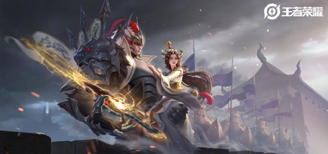 <b>王者荣耀:干将FMVP海报曝光,8月将上线,玩家:要跟干将抢老婆</b>