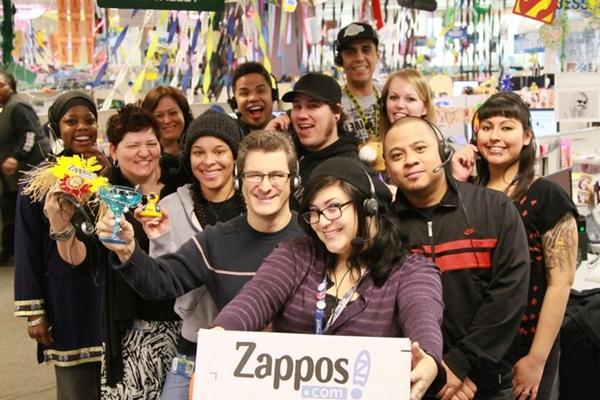 美捷步 Zappos:回头客战略