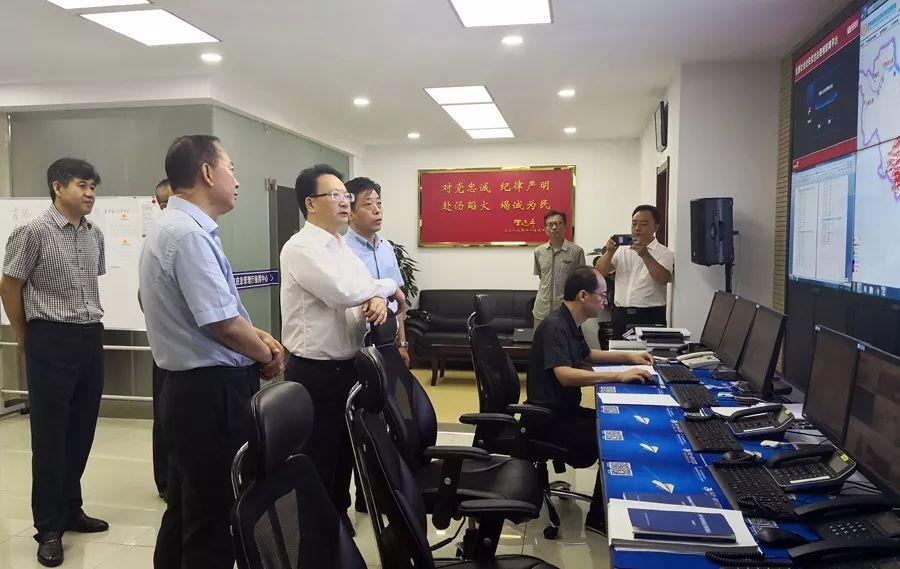 景俊海:密切监测雨情水情汛情变化 全力以赴防御新一轮强降雨