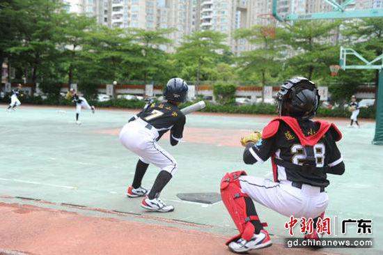 深圳一小学夺2019全国青少年棒球赛总冠军