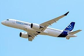 法荷航集团订购60架空客A220 替代A318、A319