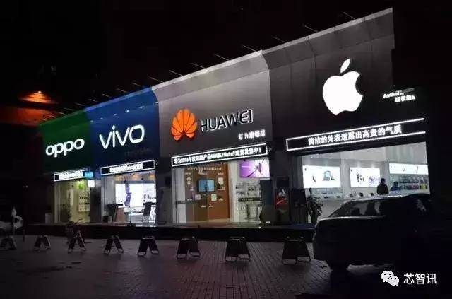 2019Q2全球智能手机市场:华为逆势增长成全球第二,苹果表现最差