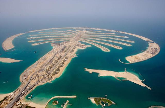 世界最大填海造陆工程,耗资271亿面积达152平方公里,就在中国