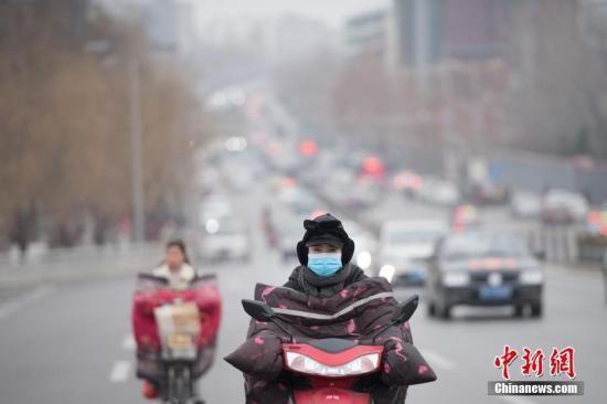 部分城市大气污染不降反升 生态环境部发预警提醒