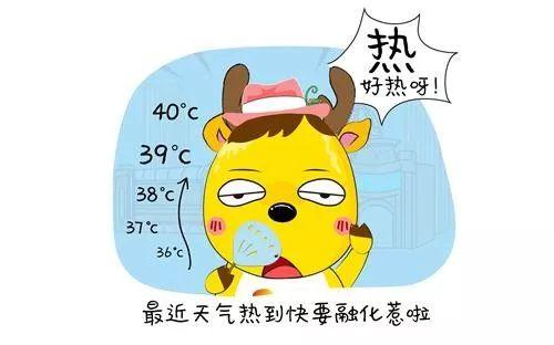 【966 | 天气】池州还要热多久?