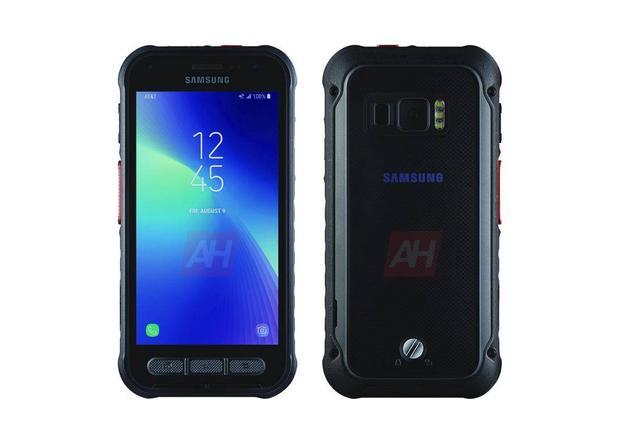 三星AT&T Galaxy Active渲染图曝光:或将与Note 10同时发布