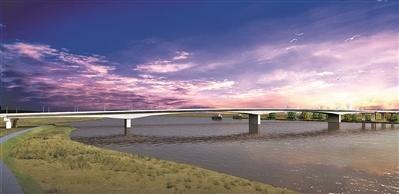 <b>龙翔大桥及引道工程正式开建 佛山西部通广州又将添新路</b>