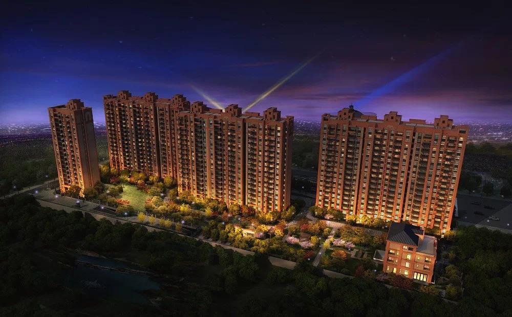<b>杨浦新江湾高品质精装现房104-176平2-4房少量在售</b>