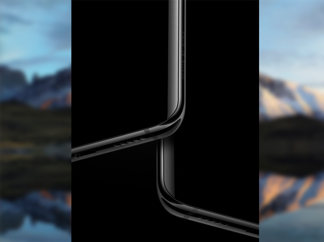 努比亚Z20露脸:对称式双曲面设计 变焦+超广角+微距拍照样样精通