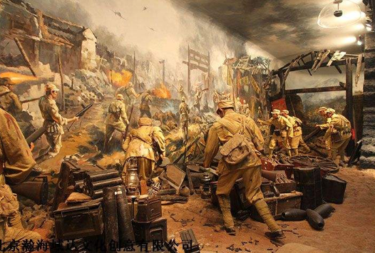 抗日战争时,他家出了三个司令,并且全部牺牲在战场上!令人敬佩