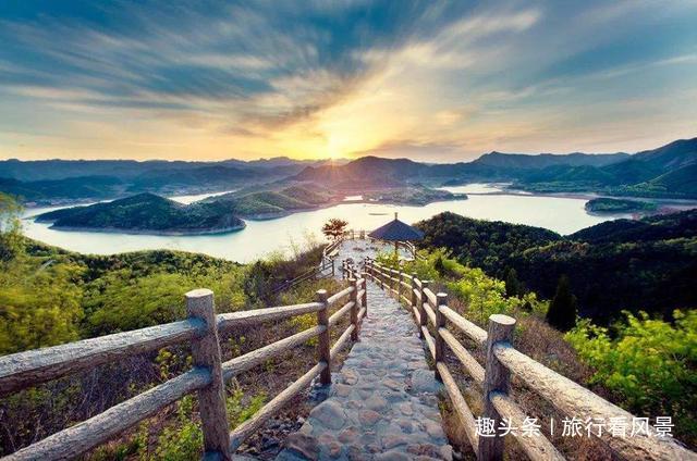 面积比西湖大,北京最大的娱乐主题公园,现在风景如画