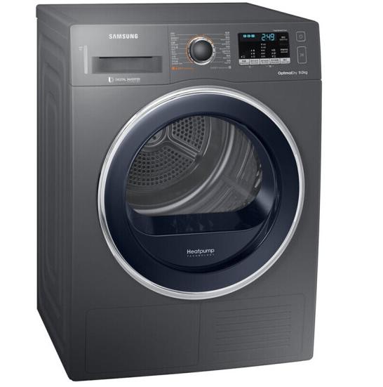 干衣机市场快速增长,三星西门子海尔的9kg产品表现如何?