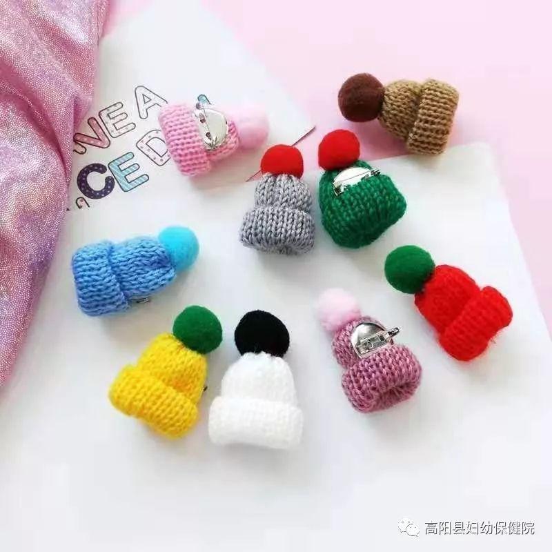 【高阳妇幼孕妇学校】孕期巧手diy--手工胸针制作